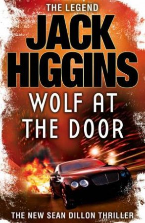 Wolf At The Door by Jack Higgins