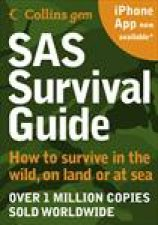 Collins Gem SAS Survival Guide How to Survive Anywhere