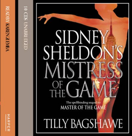 Mistress Of The Game [Unabridged Edition] 10/760 by Sidney Sheldon