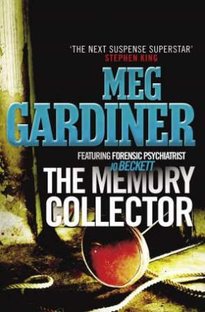Memory Collector by Meg Gardiner