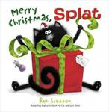 Merry Christmas, Splat! by Rob Scotton