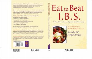 Eat to Beat - I.B.S.: Simple Self Treatment to Reduce Pain and Improve Digestion by Sarah Brewer