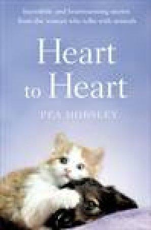 Heart to Heart by Pea Horsley