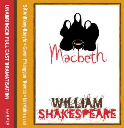 Macbeth [Unabridged Edition] 3/228 by William Shakespeare
