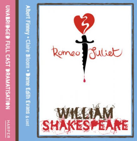 Romeo And Juliet [Unabridged Edition] 3/228 by William Shakespeare