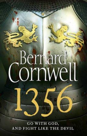 1356 by Bernard Cornwell