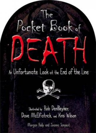 Pocket Book Of Death by Morgan Reilly & Joanna Tempest