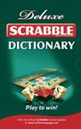 Collins Scrabble Dictionary, Deluxe Ed by Various