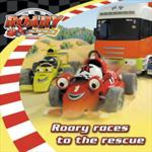 Roary The Racing Car: Roary Races to the Rescue by Various