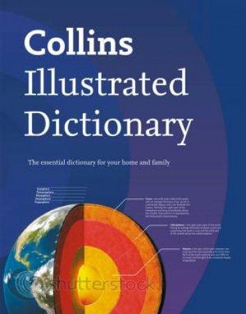 Collins Children's Illustrated Dictionary by Various