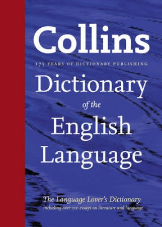 Collins Dictionary of the English Language by Various