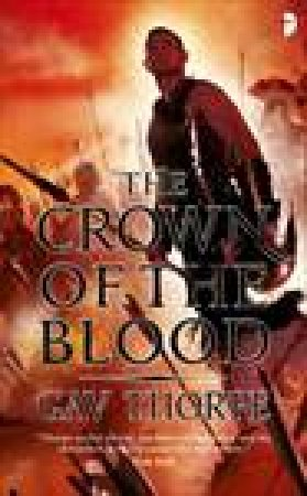 The Crown of The Blood 01 by Gav Thorpe