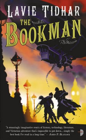 Bookman by Lavie Tidhar
