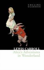 Collins Classics Alices Adventures In Wonderland
