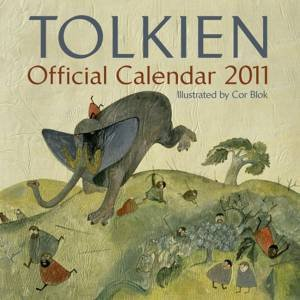Tolkien Calendar 2011 by Various