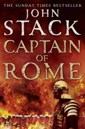 Captain of Rome by John Stack