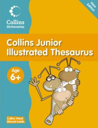 Collins Junior Illustrated Thesaurus by Evelyn Goldsmith