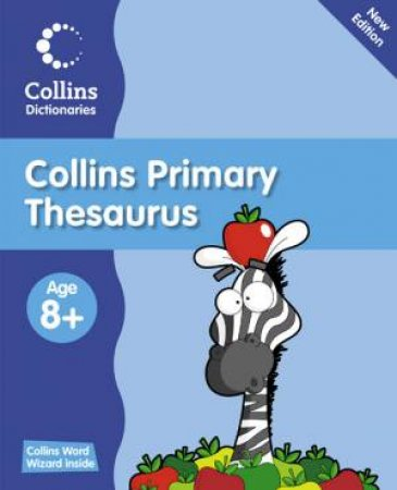 Collins Primary Thesaurus by John McIlwain