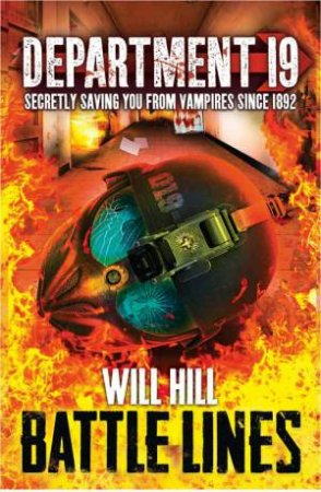 03: Battle Lines by Will Hill