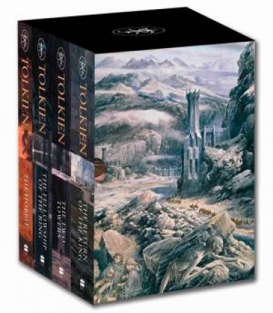 The Hobbit/The Lord Of The Rings: Boxed Set by J R R Tolkien