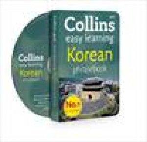 Collins Gem Easy Learning Korean Phrasebook plus CD by Various