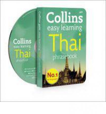 Collins Gem Easy Learning Thai Phrasebook and CD Pack by Various