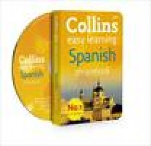 Collins Gem Easy Learning Spanish Phrasebook plus CD by Various
