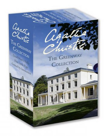 The Greenway Collection: Dead Mans Folly, Five Little Pigs, Ordeal by by Agatha Christie