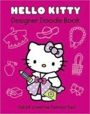 Hello Kitty Designer Doodle Book