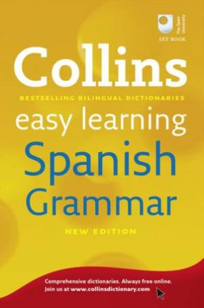 Collins Easy Learning Spanish Grammar by Various
