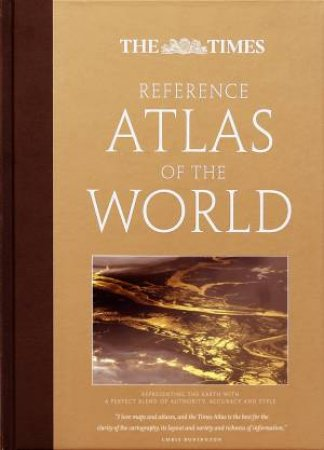 The Times Atlas of The World (Reference Edition) by Various