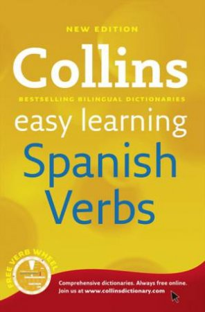 Collins Easy Learning Spanish Verbs by Various