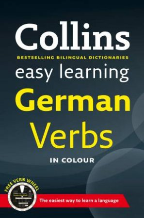 Collins Easy Learning German Verbs by Various