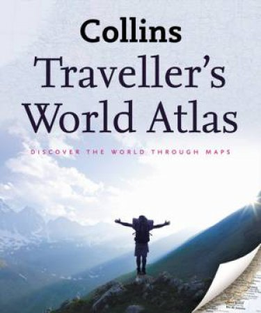 Collins Traveller's World Atlas by Various