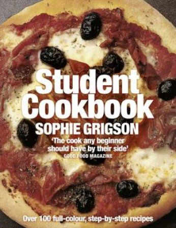 The Student Cookbook by Sophie Grigson