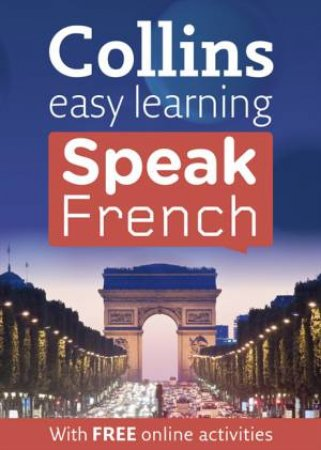 Collins Easy Learning Speak French by Various