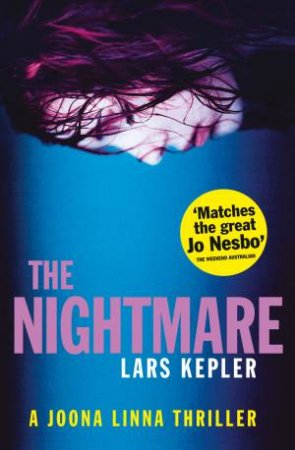 The Nightmare by Lars Kepler