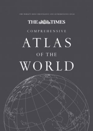 The Times Comprehensive Atlas of the World - 13 ed