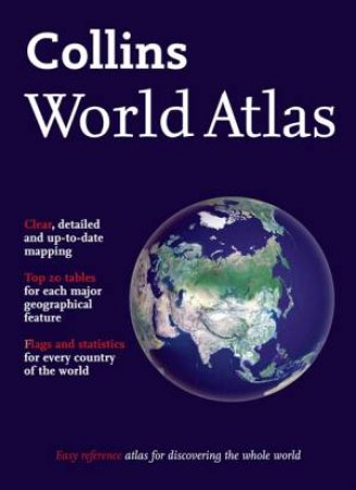 Collins World Atlas by Various