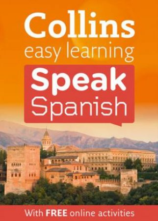 Collins Easy Learning Speak Spanish by Various