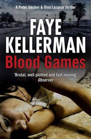 Blood Games by Faye Kellerman