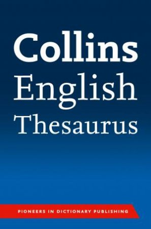 Collins Paperback Thesaurus- 6th Ed.  by Various