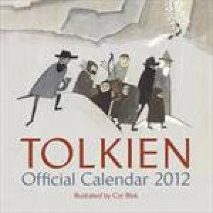 Tolkien Calendar 2012 by Cor Blok