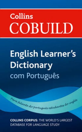 Collins Cobuild Pocket English-English-Portuguese Dictionary by Various