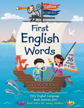 Collins First English Words by Various