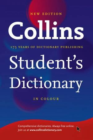 Collins Student's Dictionary by Various