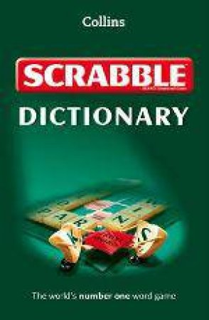 Collins Scrabble Dictionary by .