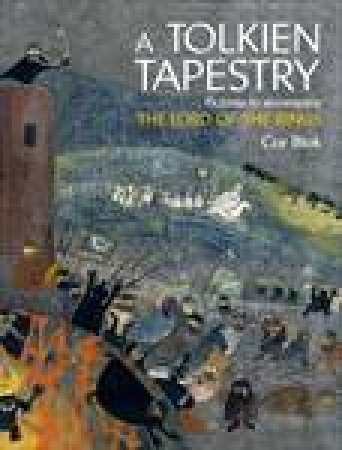 A Tolkien Tapestry: Pictures to Accompany the Lord of the Rings by Cor Blok