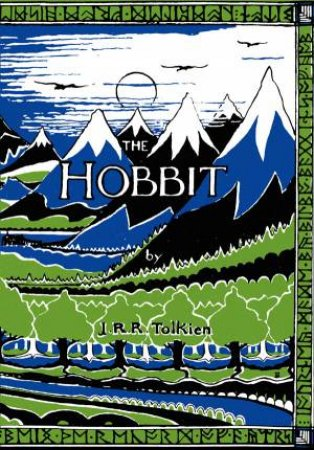 The Hobbit Facsimile First Edition (80th Anniversary Edition)