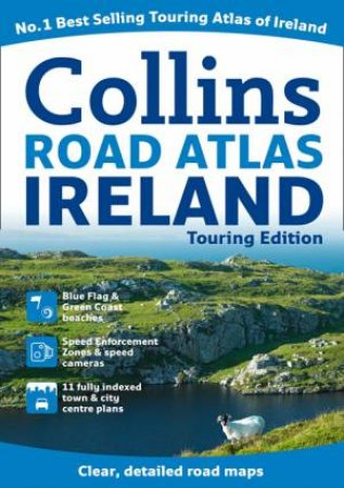 Collins Road Atlas Ireland by Various